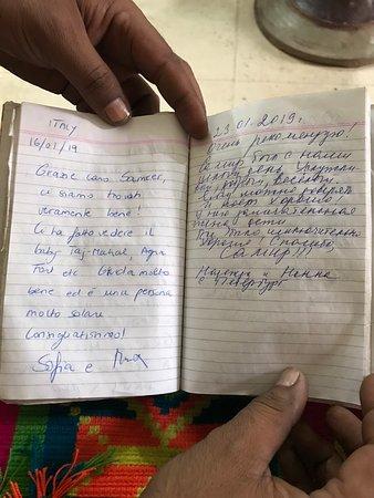 Agra, India: Testimonio