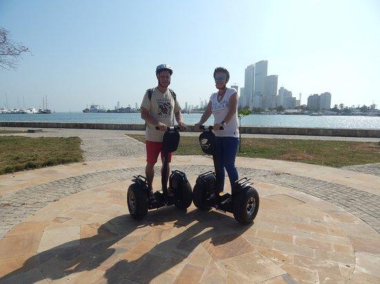 Panama City Tour includes: Mira flores locks, amador causeway, Casco Antiguo: alquiler de Segway Electrica para mayor información +50760603890    /    +50769082812