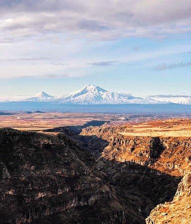 Kasakh, أرمينيا: Kasakh River Gorge