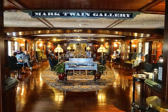 American Queen: Mark Twain Gallery