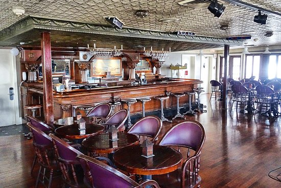 American Queen: Engine Room Bar