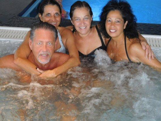 Norwegian Breakaway: thermal spa hot tub