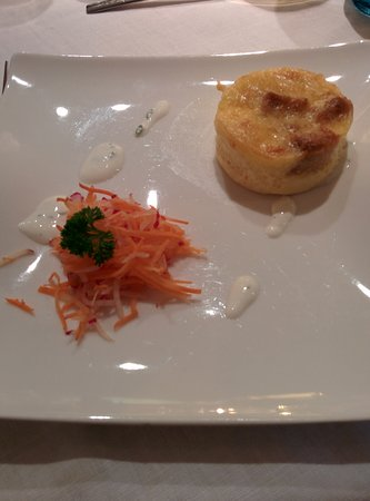 Viking Embla: Cheese Soufle