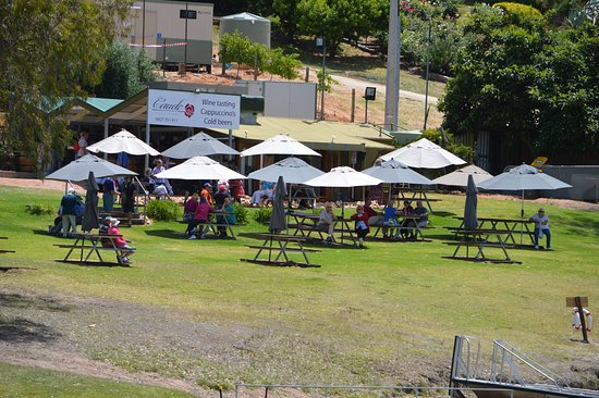 Murray Princess: Caudo Winery On The Banks Of The Murray River