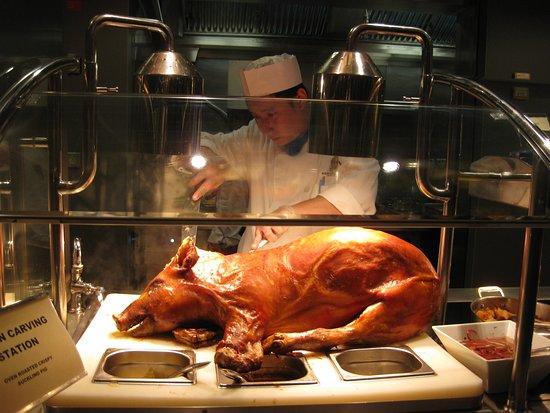Norwegian Escape: How fresh do you like you Pork