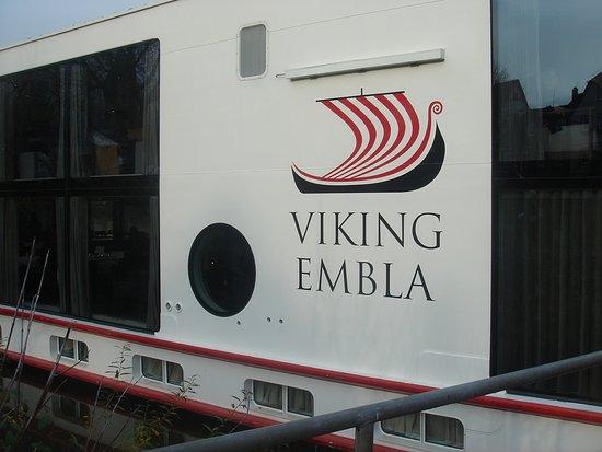 Viking Embla: Viking longship Embla