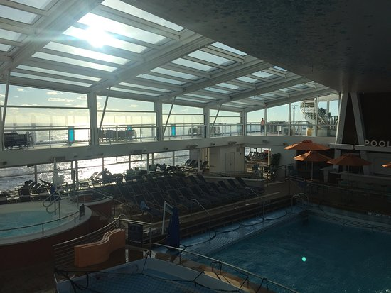 Anthem of the Seas: Solarium