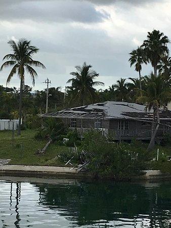 Island Seas Resort: Marina View from the patio