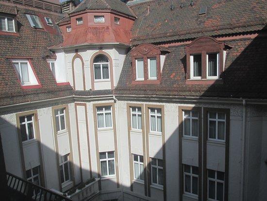 Viking Baldur: Hotel view in Nuremberg