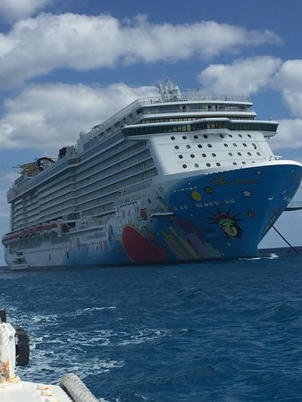 Norwegian Breakaway: Ship