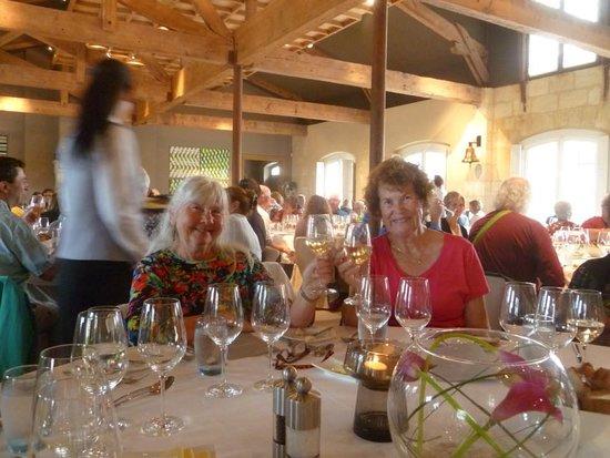 Viking Forseti: Wine tasting