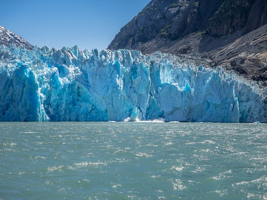 Safari Endeavour: Dawes glacier up close and personal.