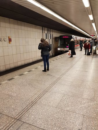 Prague Metro: Great metro system