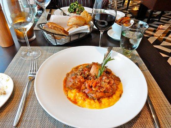 Viking Star: Great Italian food.