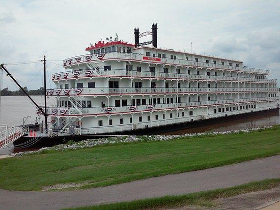 Our wonderful ship, America