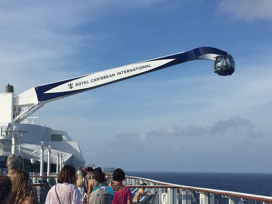 Ovation of the Seas: North Star