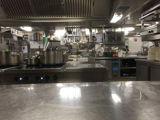 Viking Aegir: Kitchen in ship