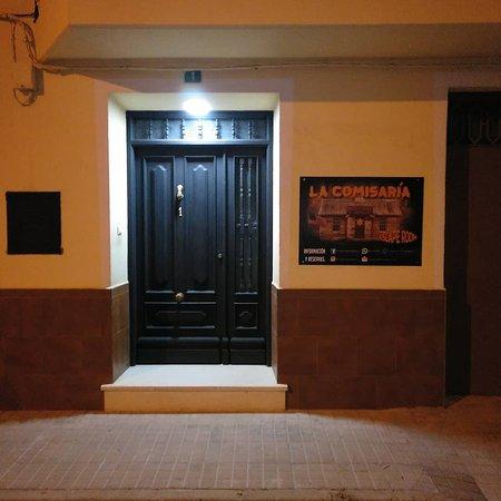 La Comisaría - Escape Room Argamasilla