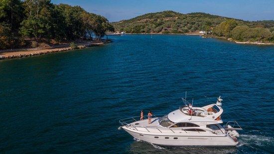 Corfu Cruising