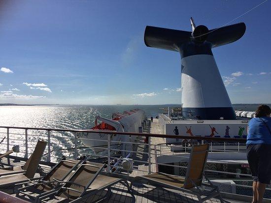 Magellan: Cruising