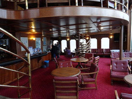 Paddlewheel Lounge, Murray Princess