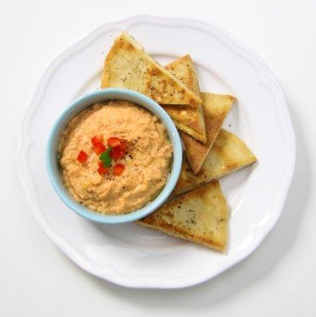 Longview, TX: Hummus & Pita Chip Bowl
