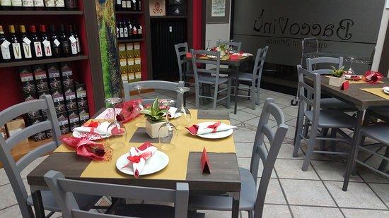 Baccovino: Serata speciale San Valentino