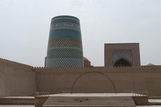 Khiva, Uzbekistan: Architetture tipiche