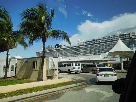 Norwegian Escape: Port of Miami