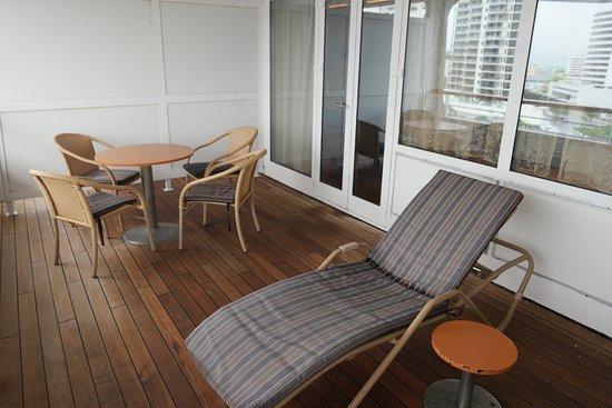 Pacific Eden: Verandah suite 10054