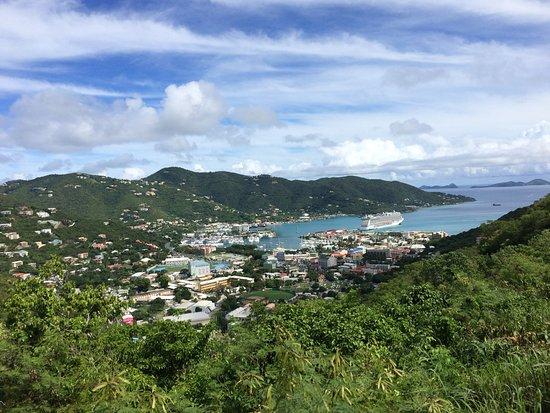 Norwegian Escape: Tortola