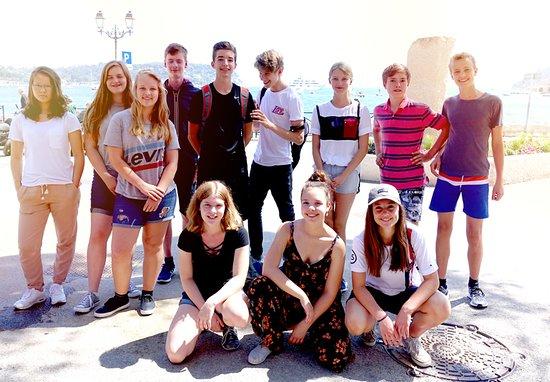 Azurlingua, ecole de langues Nice, France: Excursions avec Azurlingua