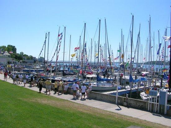 Marysville, MI: Mackinac Race