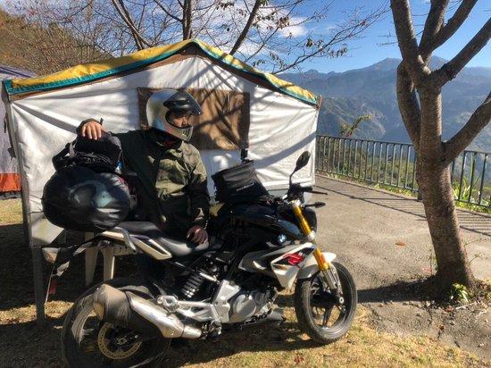 Ride in Taiwan