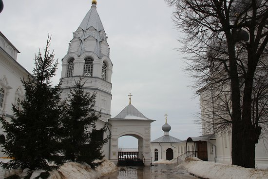 Church and Bell Tower Arkhangela Gavriila