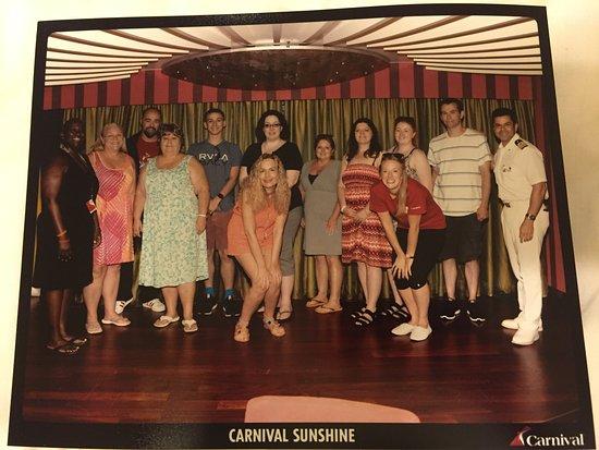 Cruise Critic Meet n Greet on the Carnival Sunshine!