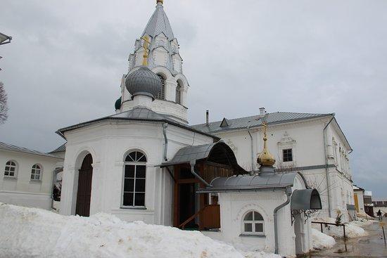 Stolp-Chapel Nikity Chudotvortsa