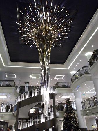 The Britannia Atrium.