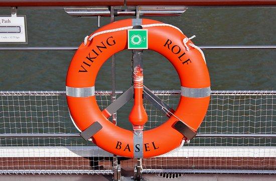 Viking Rolf: Ship's top deck.