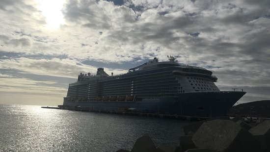 Royal Caribbean have built a fabulous ship in Anthem of the Seas. However, there