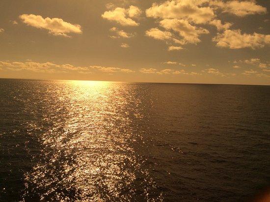 Koningsdam: Sunrise