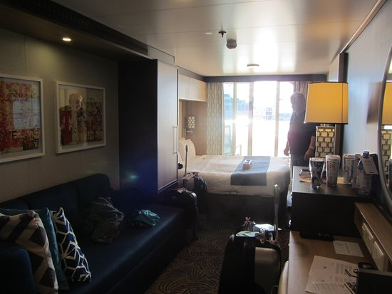 Anthem of the Seas: cabin 6690