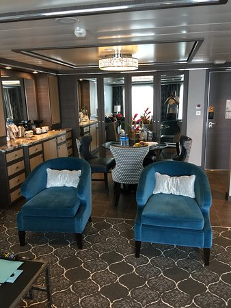 Harmony of the Seas: Owner's Suite