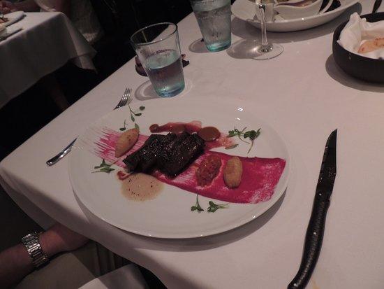 Norwegian Escape: My boyfriends' Wagyu Beef dinner at Bayamo