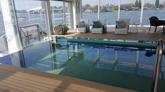 Pool on the Emerald Sky