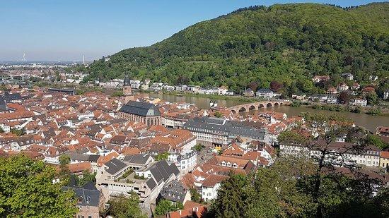 Emerald Sky: Visit to Heidelberg