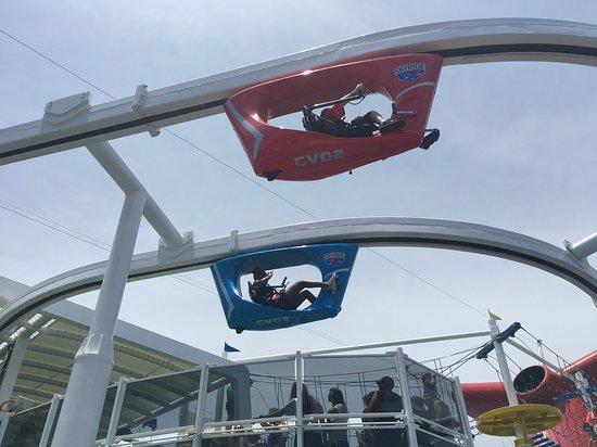 Carnival Vista: SkyRide...