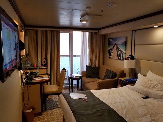 Regal Princess: Room View #2