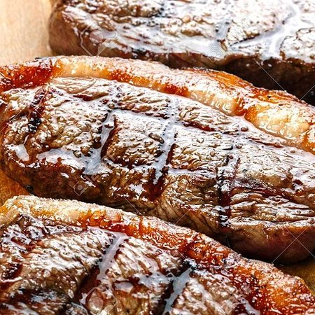 L'eclair Patisserie Restaurant: PICANHA  ★★★★★   La mejor carne de punta del este la encontras aca !