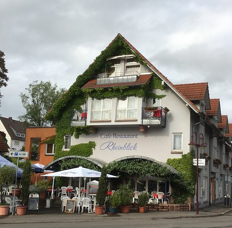 Viking Lofn: Restaurant in small town where our ship was docked. We took a walk after di
